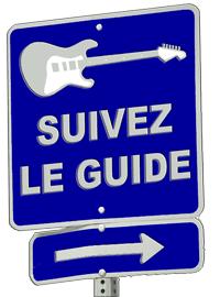 Feuille de route (ou Plan de travail) pour optimiser votre apprentissage de la guitare