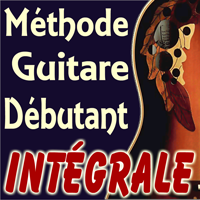 Méthode Guitare Débutant Intégrale