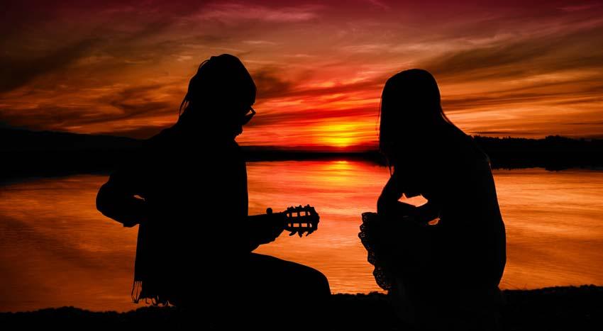 Guitare Débutant. Accompagner des chansons ? Facile avec les couleurs !