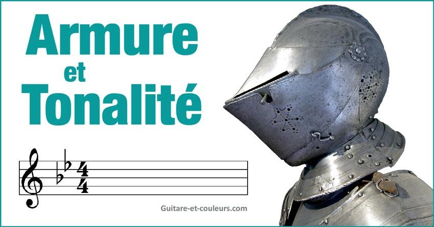 Qu'est-ce que l'armure en solfège et comment l'utiliser pour identifier la tonalité d'un morceau