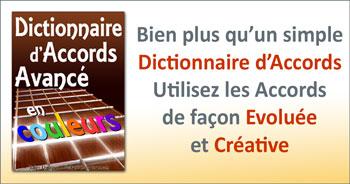 Dictionnaire d'accords Dico Dac Avancé