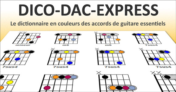 Dico-Dac-Express - Dictionnaire d'accords