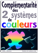 Complémentarité des deux systèmes de couleur