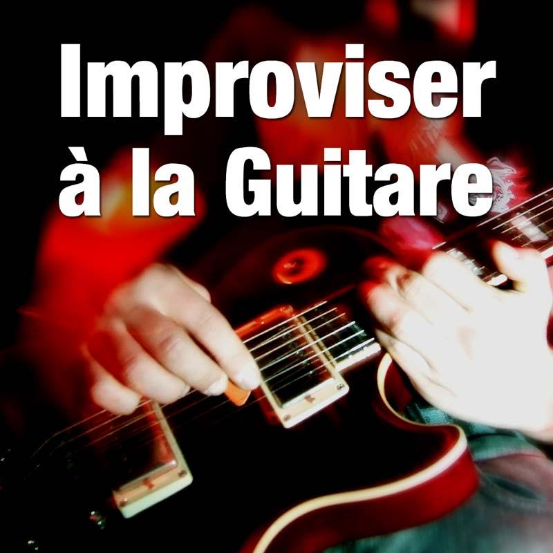 Improvisation à la guitare