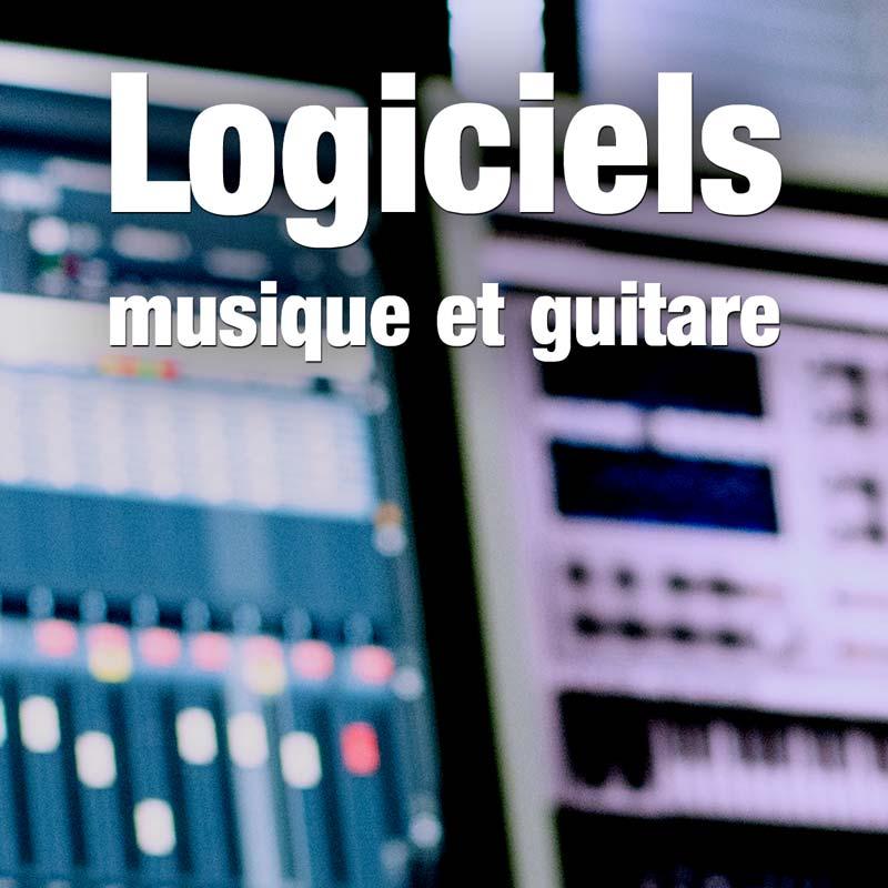 Logiciels musique & guitare