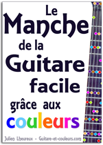 Mémorisez facilement les notes sur le manche de la guitare