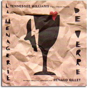 "Renaud Gillet - Album ""La Ménagerie de Verre"""