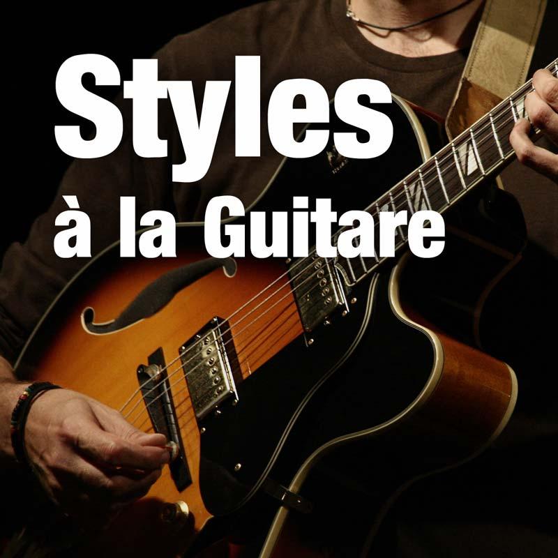 Styles musicaux (jazz, blues, rock, etc.)