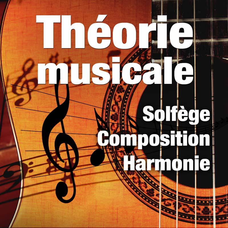 Théorie, Solfège, Composition, Harmonie