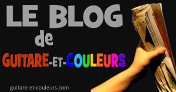 Le blog Guitare-et-couleurs