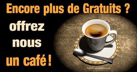 J'offre un café à l'équipe Guitare-et-couleurs !