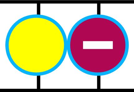 Intervalle septième-tierce mineure sur deux cordes adjacentes