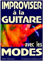 Tout pour maîtriser les modes à la guitare