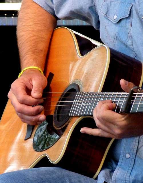 Apprenez à Jouer la Guitare aux Médiator
