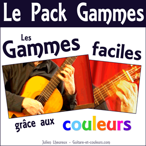 Le Pack Gammes